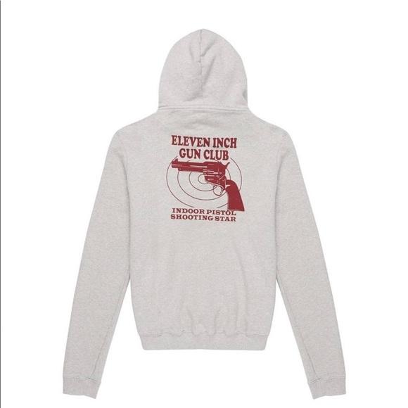 ae76c2a85b17 VETEMENTS gun club hoodie - FEMME